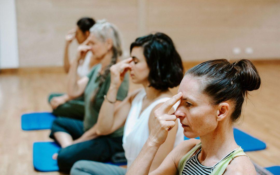Kriya and Mantra Meditation