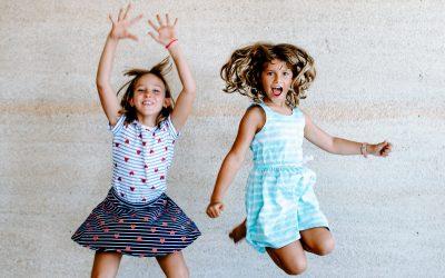 Kids Contemporary Dance Camp | Alona & Talulah
