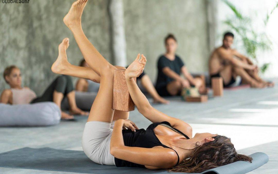 Fascia Yoga Workshop | Eden Gershon & Roy Londner