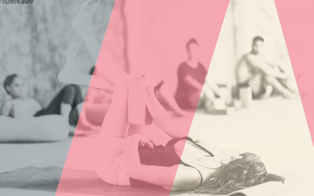 Fascia Yoga Workshop   Eden Gershon & Roy Londner