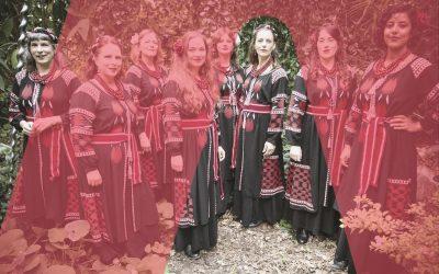 Songs of The Balkan Workshop   Sophia Tuv