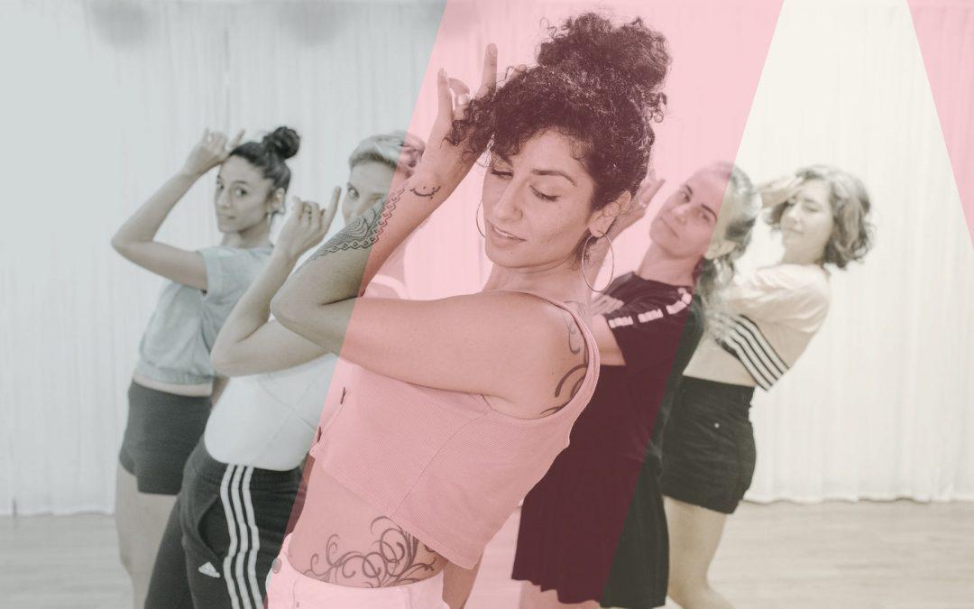 Sensual/Heels Dance Workshop with Mina